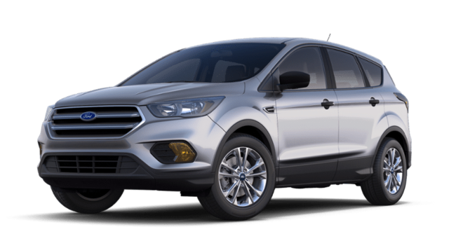 New 2019 Ford Escape S SUV for sale at Metro Ford Sales and Service in Chicago
